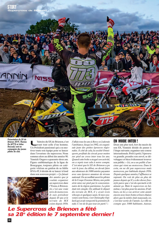 Page 3 sur le Supercross de l'Yonne 2019 - MX 261