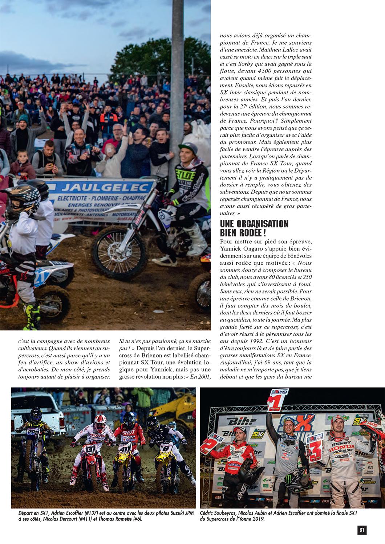 Page 4 sur le Supercross de l'Yonne 2019 - MX 261