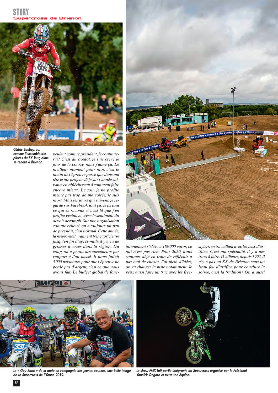 Page 5 sur le Supercross de l'Yonne 2019 - MX 261