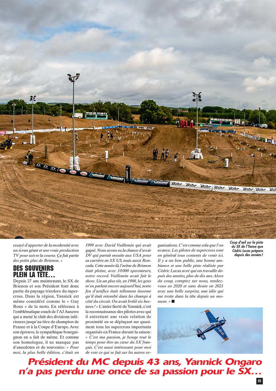 Page 6 sur le Supercross de l'Yonne 2019 - MX 261