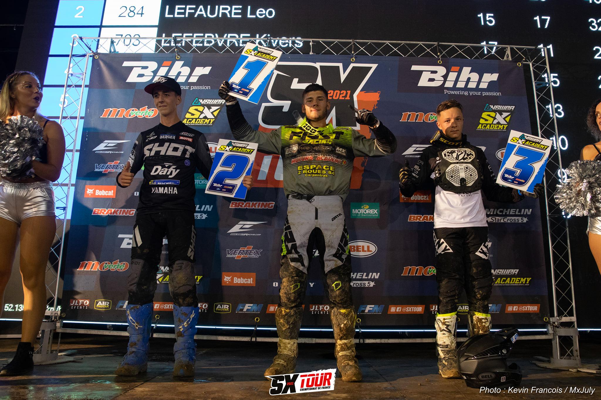 Supercross de l'Yonne 2021 -  Junior