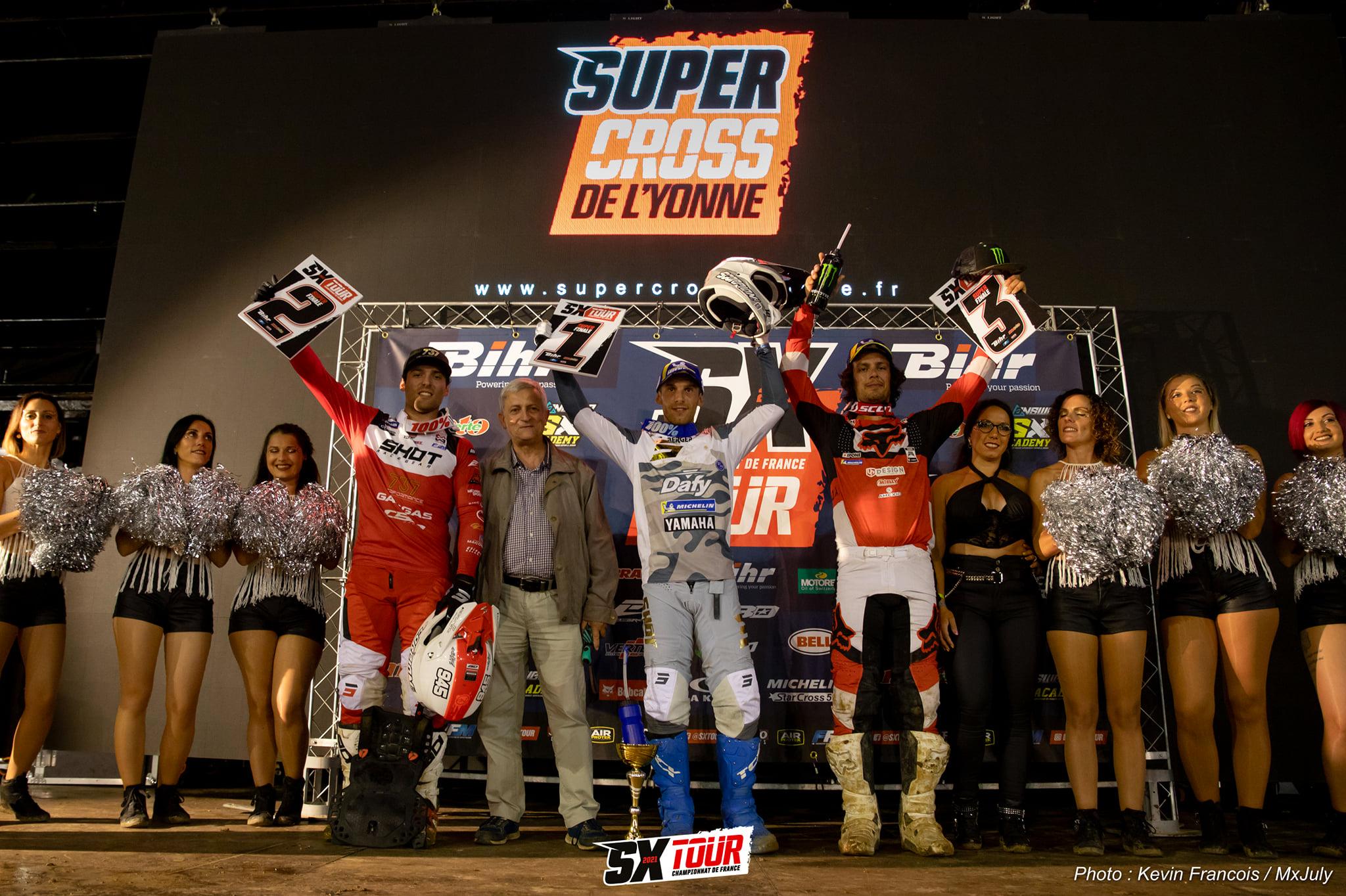 Supercross de l'Yonne 2021 -  Superfinale