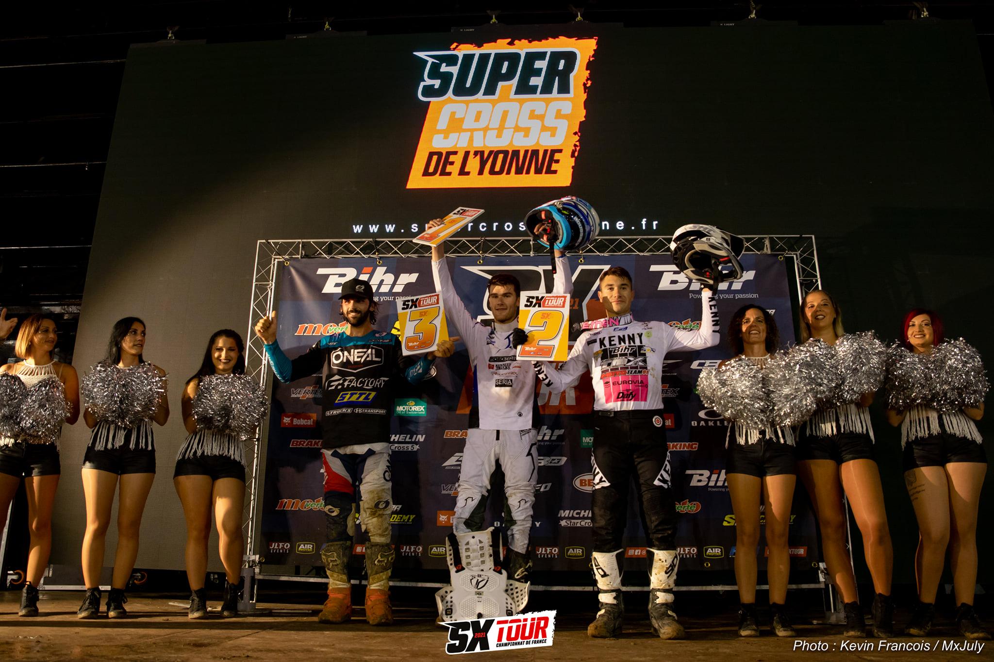 Supercross de l'Yonne 2021 -  SX2