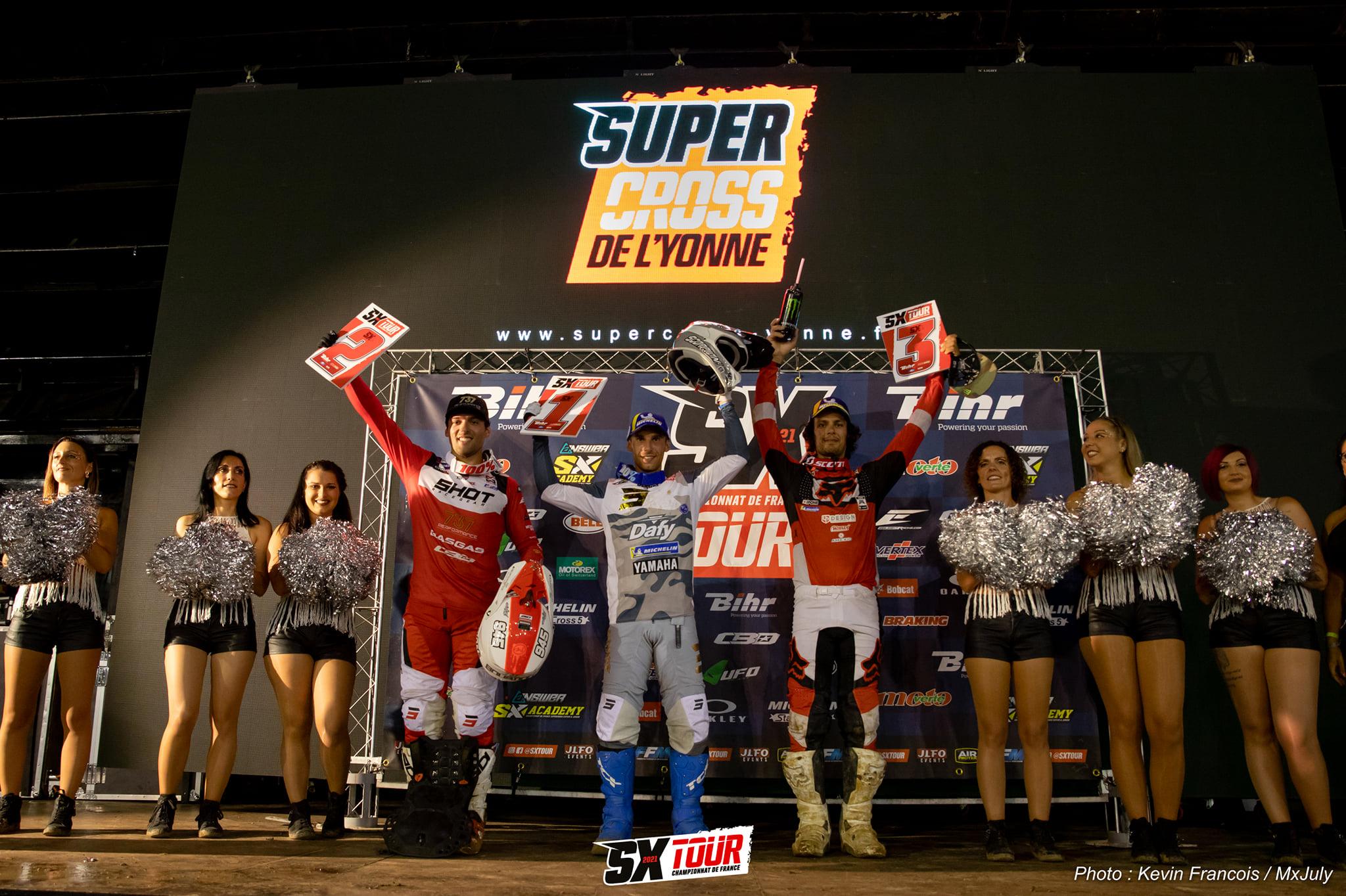 Supercross de l'Yonne 2021 - SX1